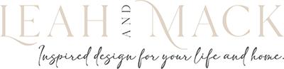 Leah & Mack Logo